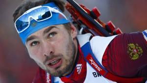 Biathlon-Star Schipulin beendet Karriere