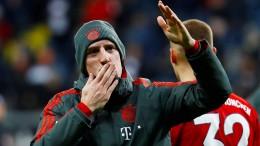 Ribéry soll beim FC Bayern bleiben