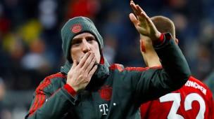 Soll nach den Wünschen des FCB-Sportdirektors auch weiterhin beim FC Bayern bleiben: Franck Ribéry.