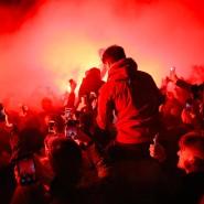 Feuer in Anfield: Wie trug das Duell Liverpool gegen Atlético zur Verbreitung des Coronavirus bei?