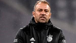 Bayern-Trainer Flick macht eine deutliche Ansage