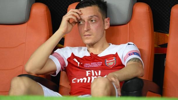 Schade um Mesut Özil
