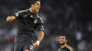 Real Madrid souverän - Juve schwächelt