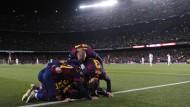 Barcelona gewinnt den Clásico