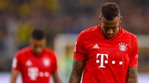 Die Bayern und das große Fehler-Spiel