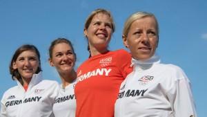 Wer holt die erste deutsche Medaille?