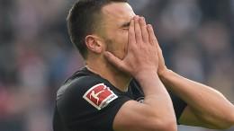 Das große Problem von Eintracht Frankfurt
