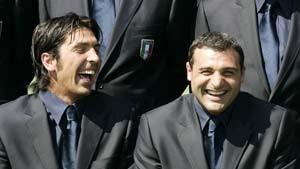Aufatmen in Italien: Buffon darf mit zur WM