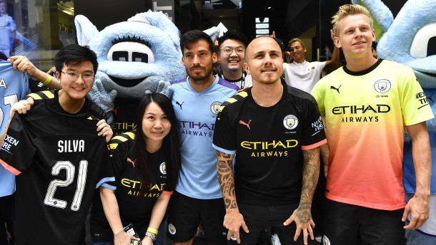 Schwere Vorwürfe gegen Manchester City in China