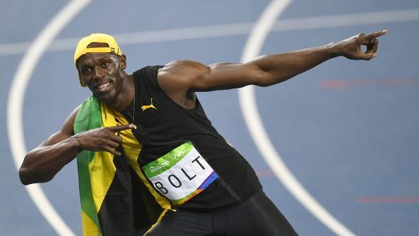 Bolt und die Mentalität der Sieger