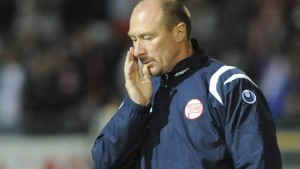 Kickers Offenbach entlassen Trainer Wolfgang Wolf