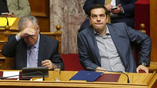 Tsipras opfert seine Partei
