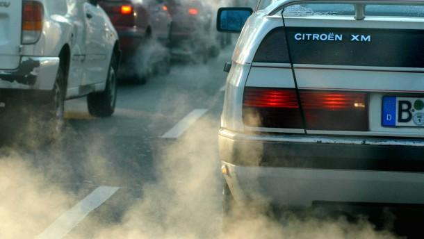 Kfz-Steuer kuenfig nach Kraftstoffverbrauch