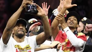 Toronto Raptors schreiben Geschichte