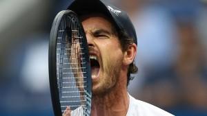 Der kuriose Hilferuf des Andy Murray
