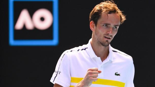 Russlands Tennisstars sorgen für Furore – Nadal ohne Satzverlust