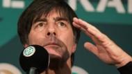 Der WM-Plan steht, das Quartier ist ausgesucht: Bundestrainer Joachim Löw.