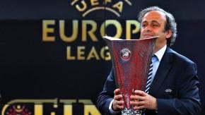 Bye-bye, Europa League? Michel Platini hätte keinen Abschiedsschmerz