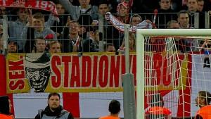 Bundesweite Stadionverbote sind zulässig