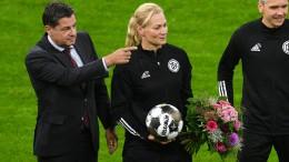 Schiedsrichterin Bibiana Steinhaus beendet Karriere