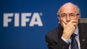 Fifa-Bosse bereiten sich auf juristische Schlacht vor