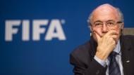 Fifa-Präsident Joseph Blatter hat sich schon die Dienste von Staranwältin Jenny Durkan gesichert