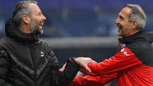 Brisantes Duell in der Bundesliga