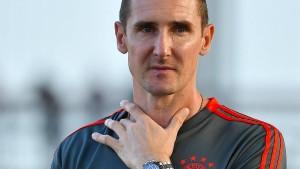 Der nächste wichtige Schritt des Miroslav Klose