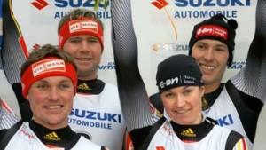 Deutsches Team gewinnt Gesamt-Weltcup
