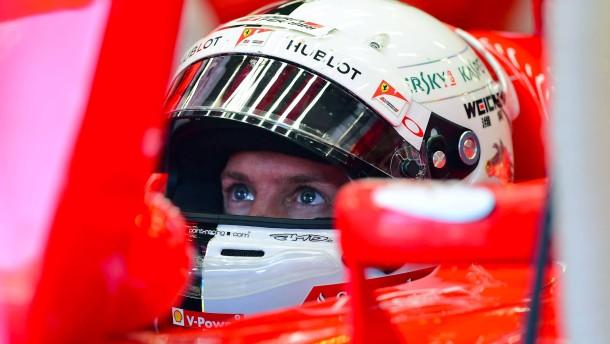 Vettel kontert Vorwurf von Pirelli