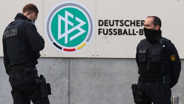 Razzia beim DFB