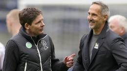 Eintracht denkt an Glasner als Hütter-Nachfolger