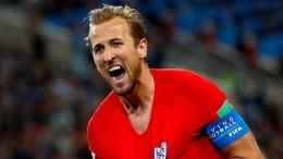 England schafft es ohne Elfmeterschießen