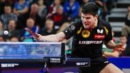 Ovtcharov verteidigt seinen Titel