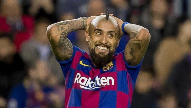 Vidal streitet mit FC Barcelona um 2,4 Millionen Euro