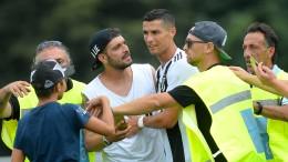 Ronaldo-Hype führt zu Spielabbruch