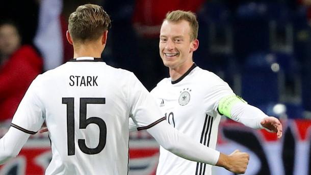 Deutschland fährt mit Traumpunktzahl zur EM