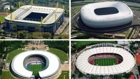Stadien für EM 2020