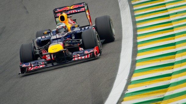 Von März bis September fährt Sebastian Vettel wieder um den Formel-1-Titel