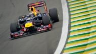 Von März bis November fährt Sebastian Vettel wieder um den Formel-1-Titel