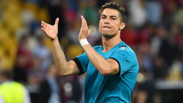 Ronaldos Abschied rückt näher