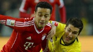 Bayern-Spieler Thiago fällt wieder lange aus