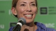 Beckie Scott ist die Vorsitzende der Athletenkommission der Welt-Anti-Doping-Agentur.