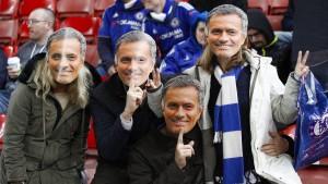 Für Mourinho wird es langsam eng