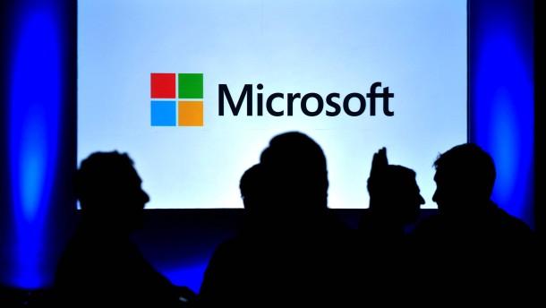 Microsoft-Mitarbeiter haben die Wahl