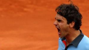Federers Countdown steht auf eins