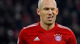 Der rätselhafte Ausfall des Arjen Robben