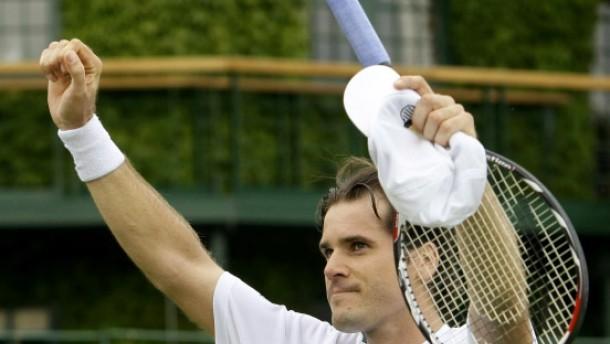 Endlich meint es Wimbledon gut mit Haas