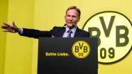 Jürgen leidet stark - das sieht man ja