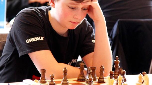 Großmeister mit 14 Jahren